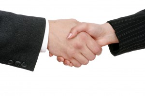 Business Partners istock